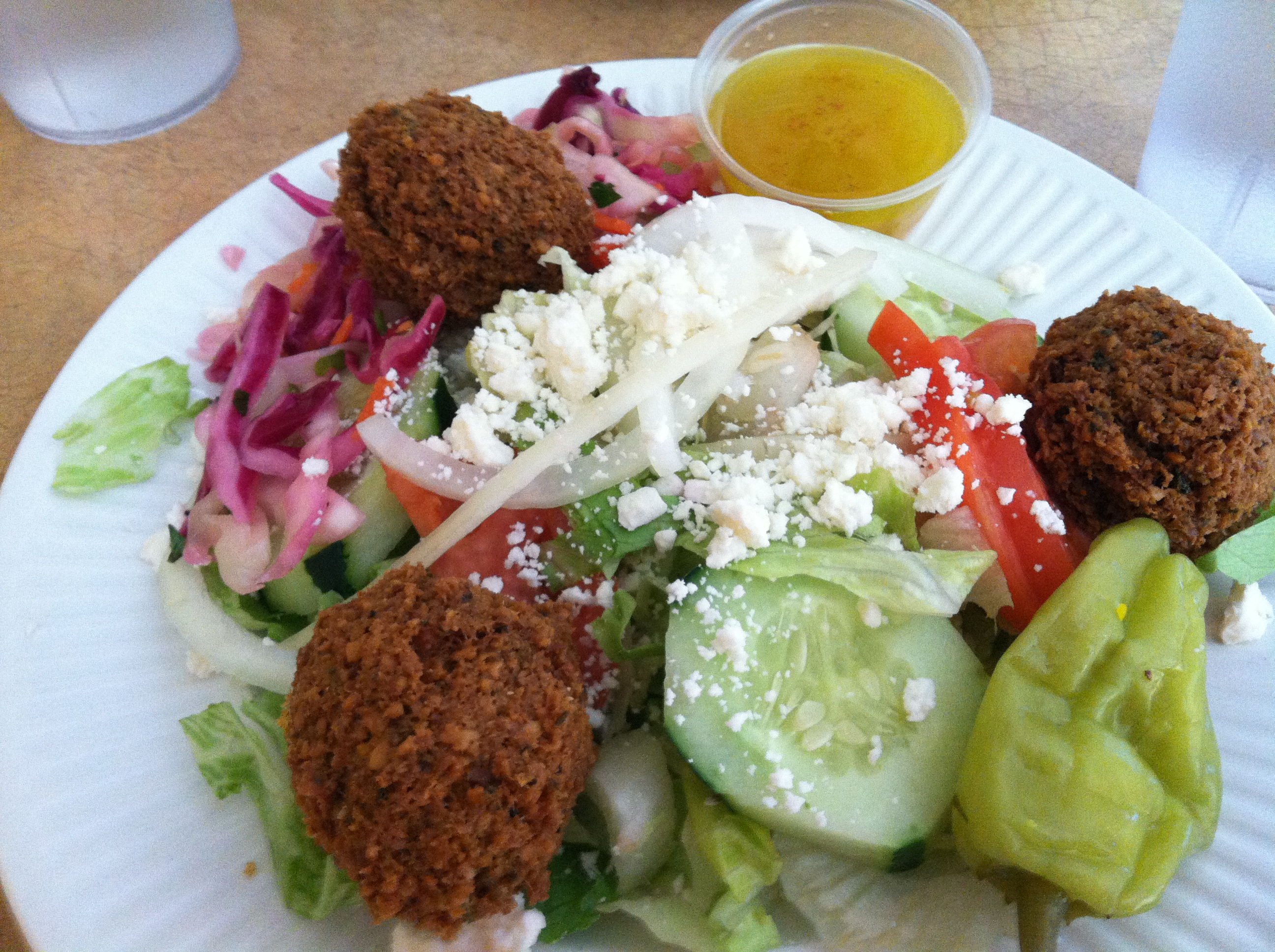 Best Basic Falafel Recipe — Dishmaps