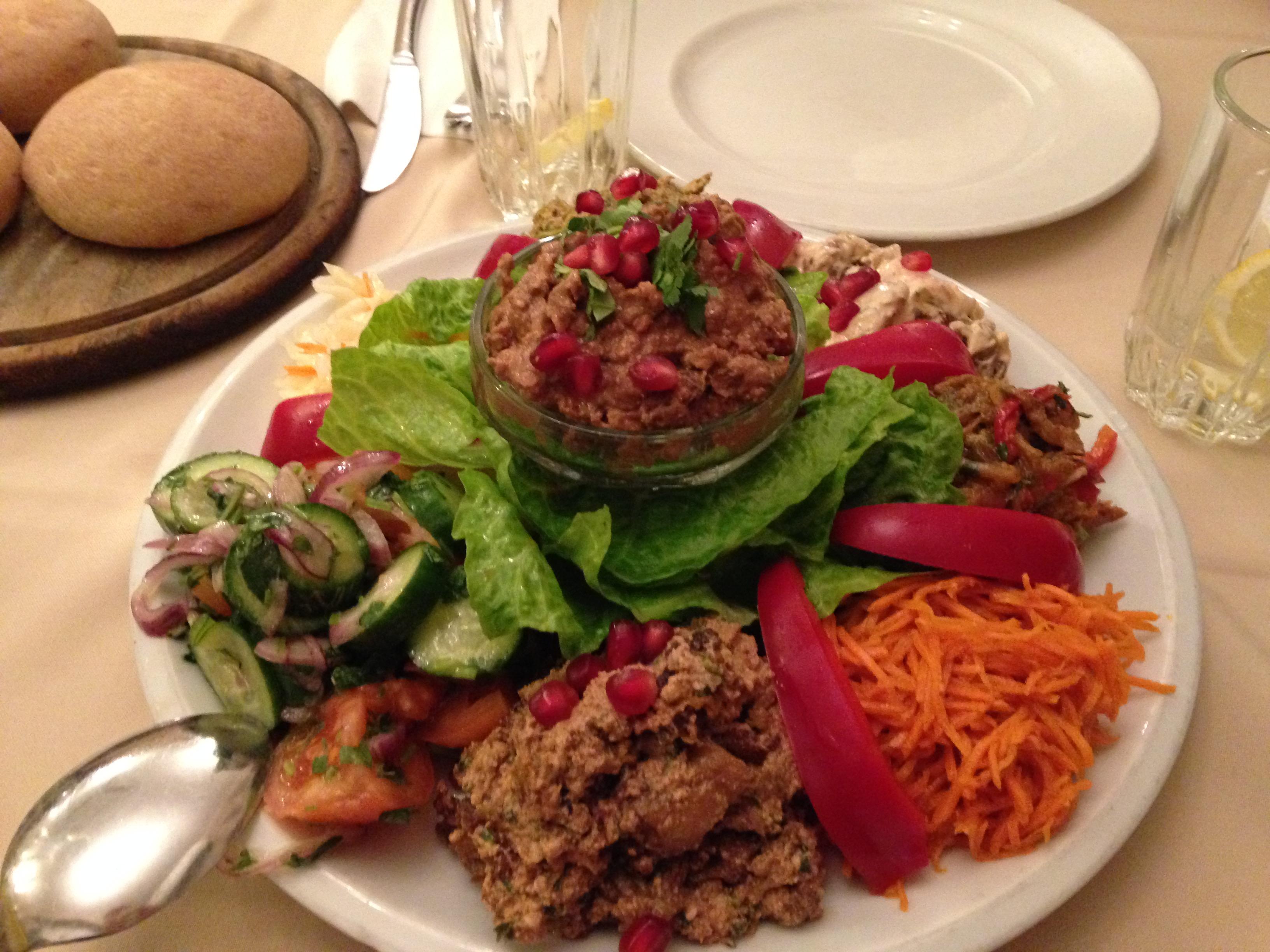 Ethnic Food In Jerusalem